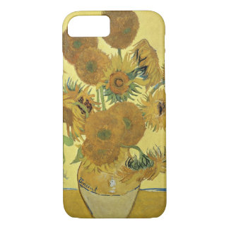 Funda Para iPhone 8/7 Girasoles de Vincent van Gogh el |, 1888