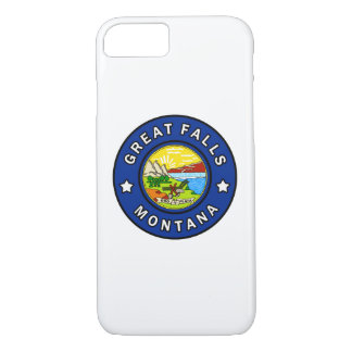 Funda Para iPhone 8/7 Great Falls Montana