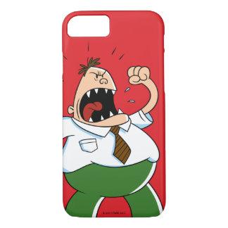 Funda Para iPhone 8/7 Griterío principal de capitán Underpants el |