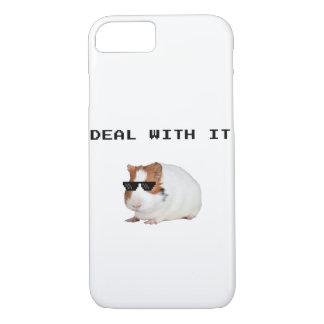 Funda Para iPhone 8/7 Guinea Pig - Funny Case iPhone