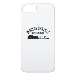 Funda Para iPhone 8/7 Guitarrista divertido del regalo del guitarrista