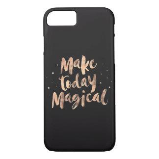 Funda Para iPhone 8/7 Haga hoy el caso mágico del iPhone 7