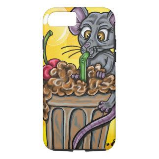 Funda Para iPhone 8/7 Helada Mousey del cerebro