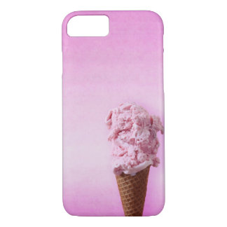 Funda Para iPhone 8/7 Helado rosado - diversión - iPhone 7