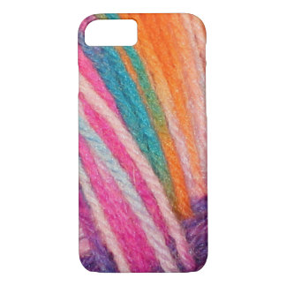 Funda Para iPhone 8/7 Hilos coloreados