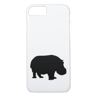 Funda Para iPhone 8/7 Hippopotamus