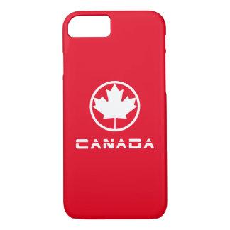 Funda Para iPhone 8/7 Hoja de arce de Canadá