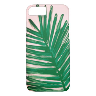 Funda Para iPhone 8/7 Hoja tropical