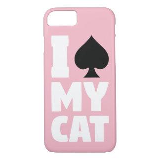 Funda Para iPhone 8/7 I espada mi gato (Spayed mi gato)