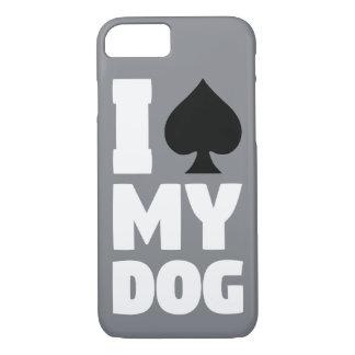 Funda Para iPhone 8/7 I espada mi perro (Spayed mi perro)