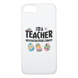 Funda Para iPhone 8/7 Im un profesor con los estudiantes especiales