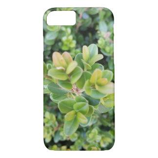 Funda Para iPhone 8/7 imagen de la planta en el caso de IPhone