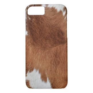 Funda Para iPhone 8/7 Impresión de la piel de la vaca