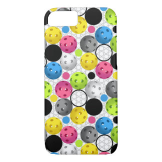 Funda Para iPhone 8/7 Impresión de Pickleball con los lunares