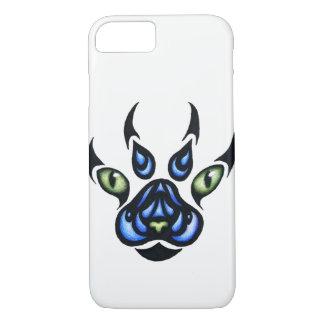 Funda Para iPhone 8/7 Impresión tribal de la pata - caja del teléfono