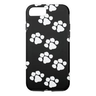 Funda Para iPhone 8/7 Impresiones de la pata de los mascotas