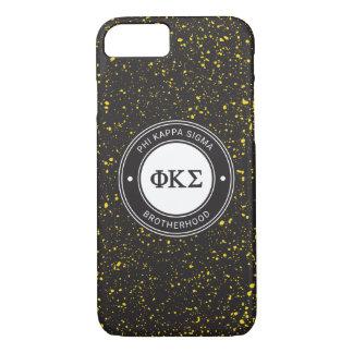 Funda Para iPhone 8/7 Insignia de la sigma el | de Kappa de la phi