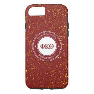 Funda Para iPhone 8/7 Insignia de la theta el | de Kappa de la phi