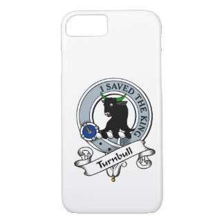 Funda Para iPhone 8/7 Insignia del clan de Turnbull