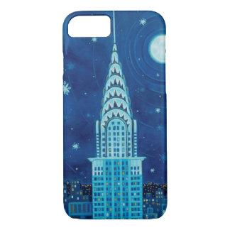 Funda Para iPhone 8/7 Invierno en caso del iPhone 7 de New York City