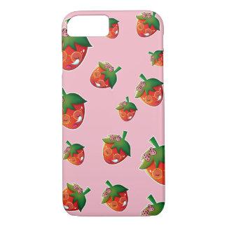 Funda Para iPhone 8/7 Iphone 7/8 caja de la fresa