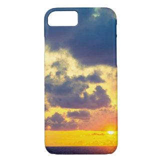 Funda Para iPhone 8/7 iPhone 7, caja de Apple de la puesta del sol del