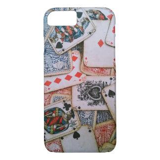"""Funda Para iPhone 8/7 iPhone 7, caja de Apple del """"póker"""" del teléfono"""