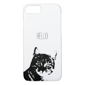 Funda Para iPhone 8/7 iPhone 8/7, caja de Apple del gato del teléfono de