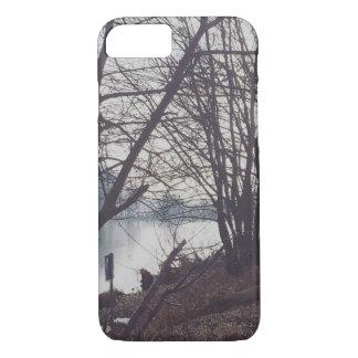 """Funda Para iPhone 8/7 iPhone case """"Trees en inviernos """""""