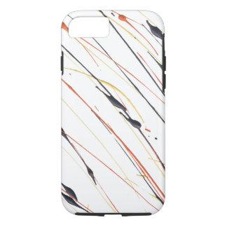 Funda Para iPhone 8/7 iPhone de la salpicadura de la pintura/caso de