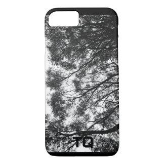 Funda Para iPhone 8/7 iPhone de la silueta del árbol 8/7 cubierta