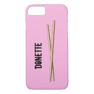 Funda Para iPhone 8/7 Iphone de los palillos 7 baterías del caso su