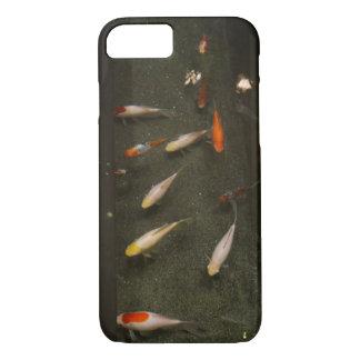 Funda Para iPhone 8/7 iPhone de Nishikigoi (pescado de Koi) 8/7 caso