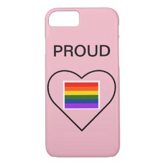 Funda Para iPhone 8/7 iphone del asunto 7/8 del teléfono del orgullo,