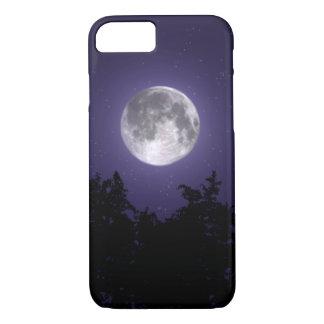 Funda Para iPhone 8/7 iPhone del cielo nocturno del bosque 8/7 caso