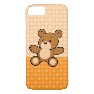 Funda Para iPhone 8/7 iPhone del oso de peluche del dibujo animado 7/8