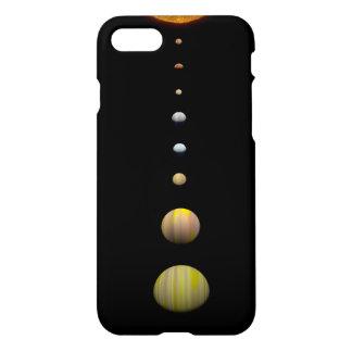 Funda Para iPhone 8/7 iPhone del sistema de la estrella Kepler-90 8/7