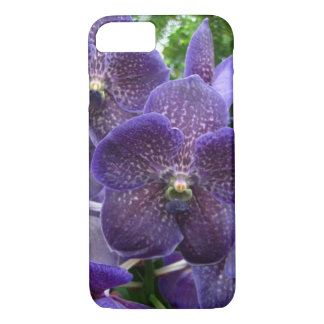 Funda Para iPhone 8/7 iPhone púrpura de la orquídea de Vanda 8/7 caso