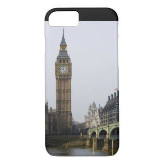 Funda Para iPhone 8/7 Iphone/Samsung encajona Big Ben Londres