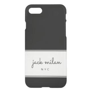 Funda Para iPhone 8/7 iPhone Shell 6/6S/7/8 de la firma de Jack Milano