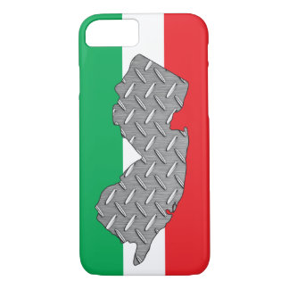Funda Para iPhone 8/7 Italiano New Jersey fuerte
