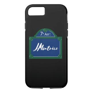 Funda Para iPhone 8/7 J.Montrice en caso de la muestra de París