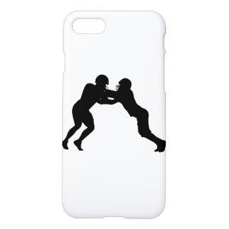 Funda Para iPhone 8/7 Jugador de fútbol americano