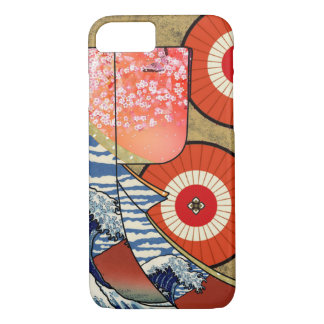 Funda Para iPhone 8/7 Kimono Japón