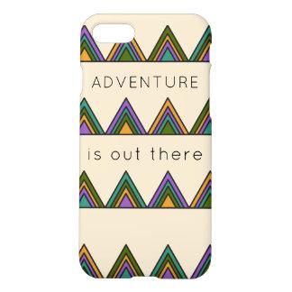 Funda Para iPhone 8/7 La aventura está hacia fuera allí - caso del