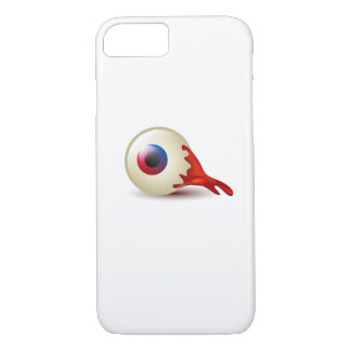 Funda Para iPhone 8/7 La bola asustadiza Halloween del ojo calcula