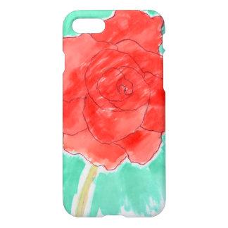 Funda Para iPhone 8/7 La caja color de rosa del iPhone