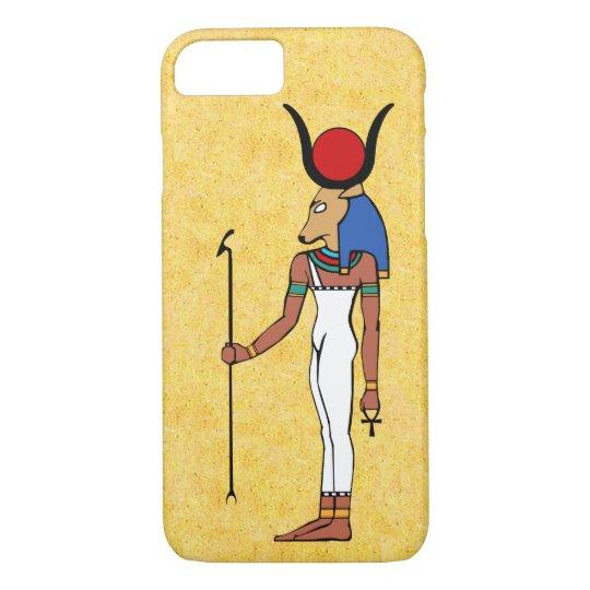 Funda Para iPhone 8/7 La diosa egipcia antigua Hathor
