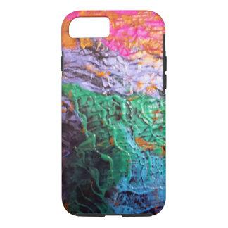 Funda Para iPhone 8/7 La esmeralda cae el iPhone duro 7 del caso