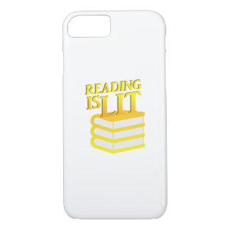 Funda Para iPhone 8/7 La lectura es regalo divertido de la instrucción